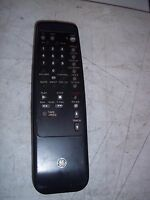 VINTAGE GE GENERAL ELECTRIC REMOTE CONTROL REV I TV VCR TELEVISION w TRACKING $11.99
