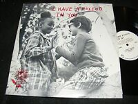 1978 Educational LP I HAVE A FRIEND IN YOU Nice Racial Harmony Cover CHIP FIELDS $15.60