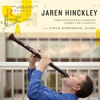 Horovitz - Jaren Hinckley Clarinet [New CD]