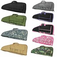 NcSTAR SWAT Police Hunting Tactical Shotgun Rifle Gun Carrying Bag Case Pouch