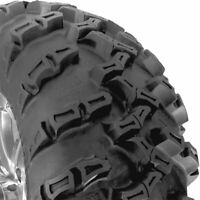 2 NEW AT32/10.00-14 GBC GRIM REAPER RADIAL ATV 10.00R R14 TIRES 34657