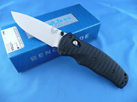 Benchmade 1000001 Volli Assisted Opening Axis Lock Knife S30V Plain Edge