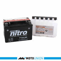 Brand Battery YTX9-BS (L 150 x W 87 x H 105 mm) Motorcycle, Scooter, Atv