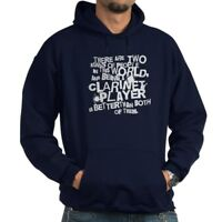 CafePress - Clarinet (Funny) Gift - Pullover Hoodie