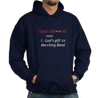 CafePress - Bass Clarinet Definition - Pullover Hoodie
