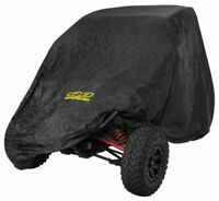 QuadBoss Quad Boss UTV ATV SXS Black Rain Cover Protection Crew Mule Universal