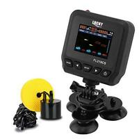 LUCKY Fish Finder for Kayak, Depth Finder Range in 328FT by Wired Transducer for