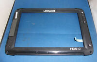 Lowrance HDS12 Touch Gen2 Front Frame w/ Power button, Keypad and SD Card slots