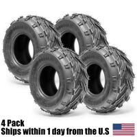 4 Pack 16x8.00-7 ATV ATC Tires Tire 16x8-7 16/8-7 16x8x7