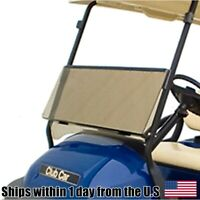 Club Car Precedent Tinted Fold Down Windshield 2004-Up Golf Carts