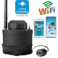 Lucky Underwater Camera for Fishing Infrared Wireless Fish Finder WIFI Fishfinde