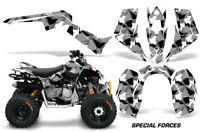 ATV Graphics Kit Quad Decal Sticker Wrap For Can-Am DS90 2007-2018 SPECIAL SLVR