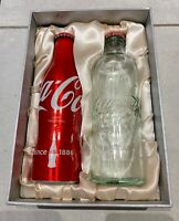 Coca Cola '125 Year Birthday Celebration' Bottle Set