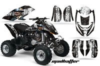 ATV Graphics Kit Decal Quad Wrap For Can-Am Bombardier DS650 DS 650 HATTER W K