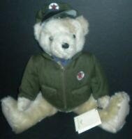 Texaco Collectible Bear Plush Tex Full Service 1st Edition 1997 Gas Station Box