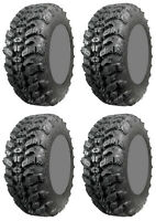 Four 4 Interco Sniper 920 ATV Tires Set 2 Front 27x9-12 & 2 Rear 27x11-12