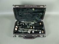 Yamaha Clarinet Model YCL-24II With Original Case Mouthpiece Reeds Made In USA