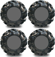 4 High Lifter Outlaw2 ATV Tires Set 2 Front 29.5x9.5 14 amp; 2 Rear 29.5x9.5 14