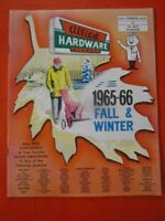Allied Hardware Fall & Winter 1965/66 Catalog Catalogue 67 pages