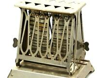 Lot of Two Antique Universal amp; Westinghouse Toasters without Power Cords ANT2664 $60.00