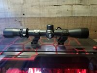 Bushnell 3-9x40 scope