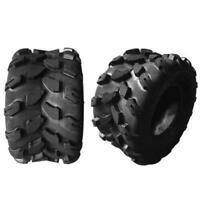 Pair of FACTORY DIRECT 18x9.5-8 rear Left and Right Sport ATV UTV Tire LRB