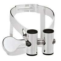 Vandoren M/O Series Clarinet Ligature Bass Clarinet - Silver-Plated