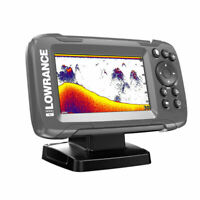 Lowrance Hook2-4x Fishfinder w/ Bullett Skimmer 4-inch Screen 000-14012-001