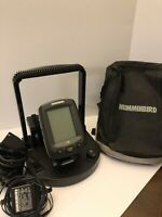 Humminbird PiranhaMax 160 Portable Fish and Depth Finder!