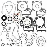 New Complete Gasket Kit with Oil Seals for Kawasaki KVF750 Brute Force 750cc