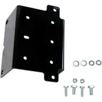 Moose Utility Division Winch Mounting Plate Offroad ATV Yamaha Grizzly Kodiak