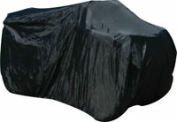 Black ATV Quad Storage Cover Waterproof 2XL 2X-Large 85x48x40