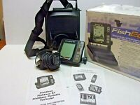 Eagle FishEasy Portable Fish Finder with Box and Manuals