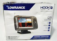 Lowrance HOOK² 5 TripleShot HDI Fishfinder/Chartplotter (Minor Box Damage)
