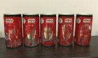 Saudi Arabia Star Wars Coca Cola Zero Cans Full Set