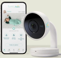 Lumi by Pampers logitech Smart Baby Monitor HD Video NEW SEALED $95.00