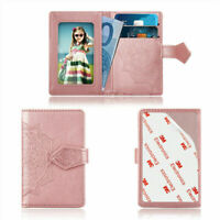 Universal Stick On Wallet Credit ID Card Holders Case Adhesive Cell Phone Pocket $7.98