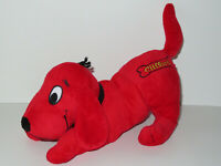 Clifford The Big Red Dog Scholastic Plush Stuffed Animal Toy 12quot; $8.55