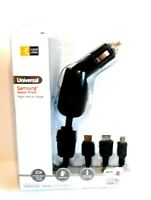 New Case Logic Universal Samsung Mobile Phone Rapid Vehicle Charger Fits most $4.00