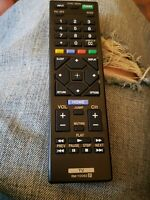 RM YD092 Replacement Universal Smart TV Remote Control Fit for All Sony LCD LED $8.00