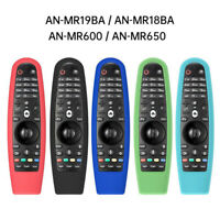 For LG Smart TV Remote Control Protective Cover Silicone Shockproof Slip Cases C $7.79