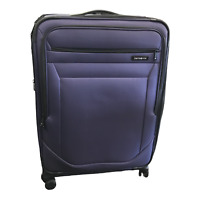 Samsonite Quantum Max Softside 2 Piece Spinner Set Carry on Large Berry