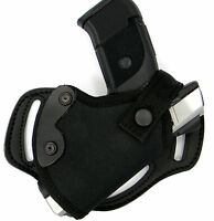 Right Hand OWB Small of Back (SOB) or Side Hip Belt Holster - Choose Your Gun