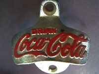 VINTAGE STARR COCA-COLA BOTTLE OPENER IN ORIGINAL BOX