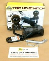 TRAILER HITCH TRIO MULTI PURPOSE UTILITY  2