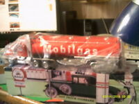 TAYLOR TRUCK #4 IN A SERIES MOBIL TANKER TRUCK FREE SHIPPING