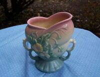 Hull Pottery Wildflower Pink Vase W 5 6 gorgeous piece PLEASE SEE PICUTRES L@@K