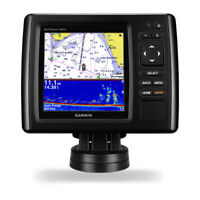 Garmin echoMAP CHIRP 54cv w/ Transducer 010-01799-01 Fish w/the Power of CHIRP