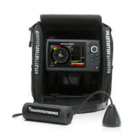 Expedited Delivery! Humminbird HELIX 5 CHIRP G2 Ice Sonar GPS System 410970-1