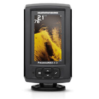 Expedited Delivery! Humminbird Piranhamax 4 DI Down Imaging Fish Finder 410160-1